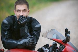 Riskmedveten motorcyklist